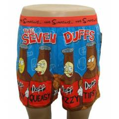 THE SIMPSONS BOXER SIZE / LARGE