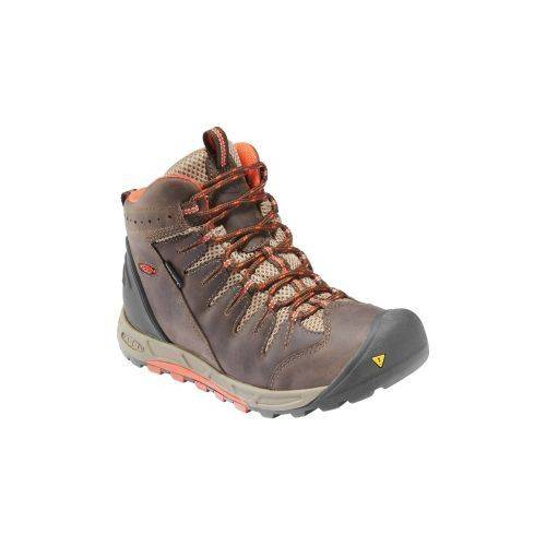 Bryce Mid WP Womens Outdoor Ayakkabı Chocolate B