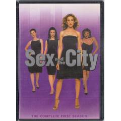 DVD - Sex and the City The Complete First Season