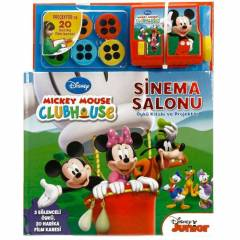 Mickey Mouse Club House Sinema Salonu Ve Hikaye