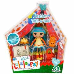 Mini Lalaloopsy Bebekler Feather Tell A Tale