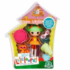 Mini Lalaloopsy Bebekler Dyna Might