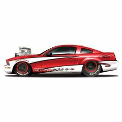 Maisto Ford Mustang GT 2006 Model Araba 1:24 Pro