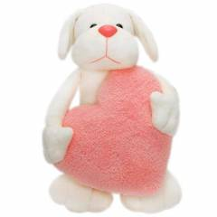 Pembe Kalpli Long Dog 43 Cm