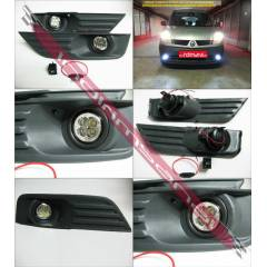 FORD FOCUS 05-08 G�ND�Z DRL POWER LED S�S FARI