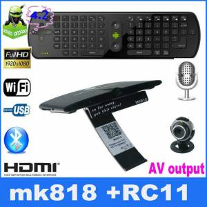 Android 4.2.2 Mini PC-Smart TV Box+Air Mause