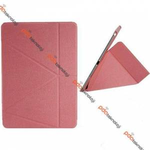 Apple iPad Air Smart Slim Standl� K�l�f A. Pembe