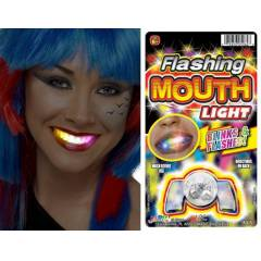 FLASH�NG MOUTH - LED I�IKLI A�IZLIK - S�PER !!!!