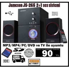 2+1 SES S�STEM� KUMANDA-RADYO-USB-SD CART