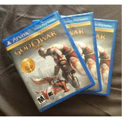 PS ViTA God of War Collection Playstation Vita