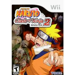 NARUTO CLASH OF NINJA 2 WII PAL OYUN SIFIR