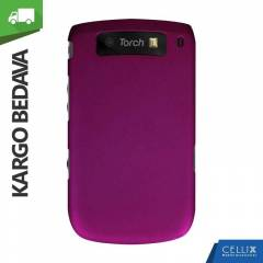 BlackBerry Torch 9800 K�l�f Koyu Pembe