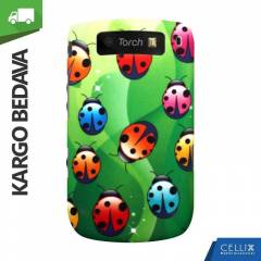 BlackBerry Torch 9800 K�l�f U�ur B�cekleri