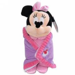 Battaniyeli Minnie Pelu� 25 cm tp-11001