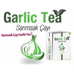 Garlic Tea Sar�msak �ay� 30 Adet