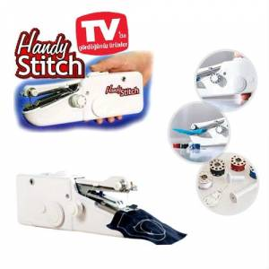 Diki� Makinas� Handy Stitch Pilli Makine