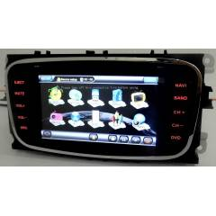 S60 FORD BLACK DVD NAV�GASYON BLUETOOTH USB TV