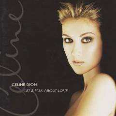 CELINE DION - LET'S TALK ABOUT LOVE CDALBUM 2.e