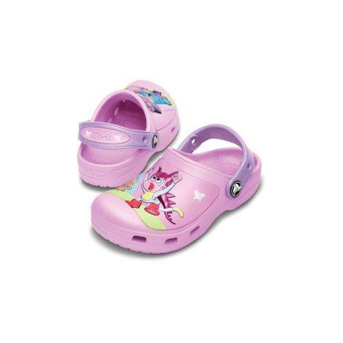 Girls Creative Dora Clog Terlik Carnation-Iris