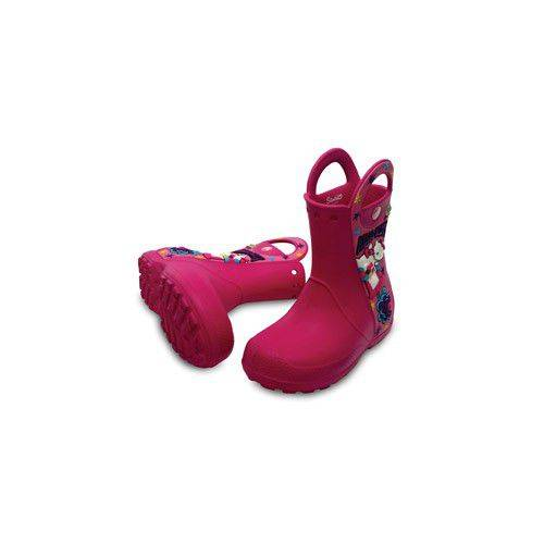 Hello Kitty Candy Blast Rainboot Bot Fuchsia-Pin
