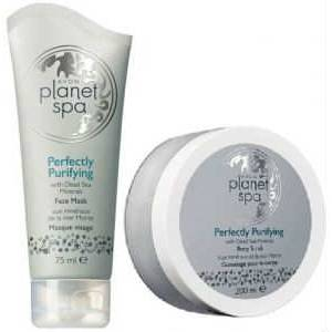 AVON PLANET SPA MINERALS 200+75 ML MASKE