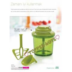 TUPPERWARE EXTRA �EF �PL� TURBO HIZLI �OK UCUZZ