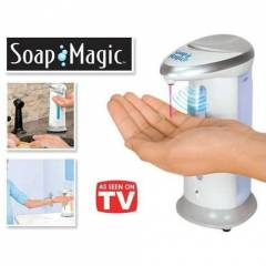 Soap Magic Sens�rl� S�v� Sabunluk E-80