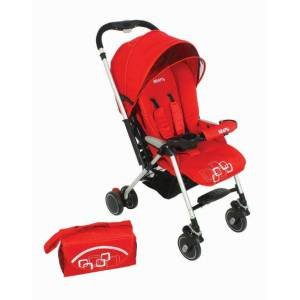 KRAFT D�NO ��FT Y�NL� BEBEK ARABASI RED