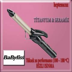 Babyliss T�TANYUM & SERAM�K 19 MM Sa� Ma�as�