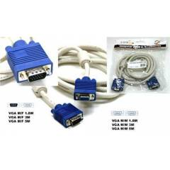 S-LINK 3 Metre Monit�r Pc Aras� VGA Data Uzatma
