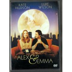 ALEX EMMA  DVD