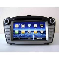 HYUNDA� �X35 NAV�GASYON DVD BLUETOOTH TV