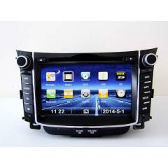 HYUNDA� �30 NAV�GASYON DVD BLUETOOTH TV