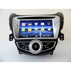 HYUNDA� ELANTRA NAV�GASYON DVD BLUETOOTH TV