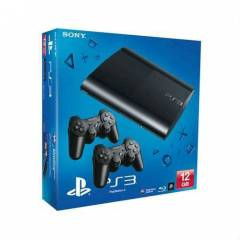 Sony PS3 12 GB 3D PAL Super Slim Te�hir �r�n�