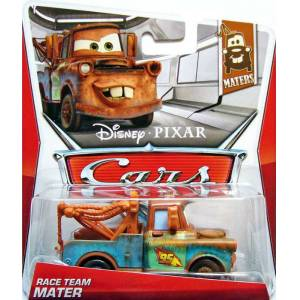 Disney Pixar Cars Race Team Mater