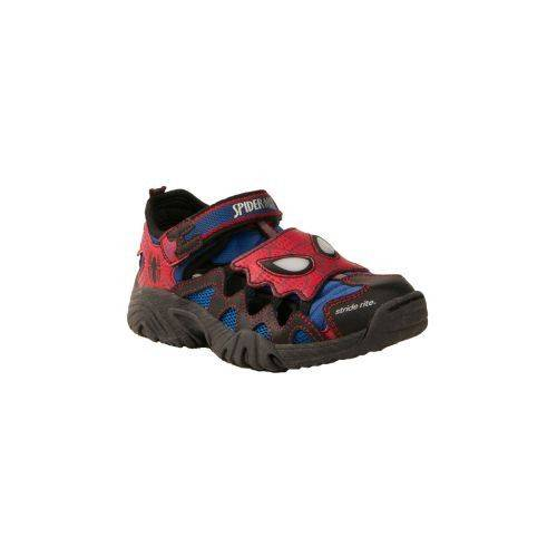Stride Rite Spider-Man Shandal Sneakers Red-Blue