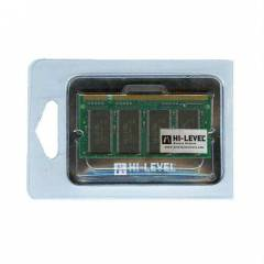 HI-LEVEL 1GB 667Mhz DDR2 Notebook Ram