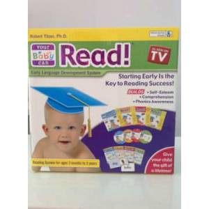 Your Baby Can Read 4'l� Set