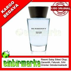 Burberry Touch For Men Edt 100 Ml Erkek Parf�m�