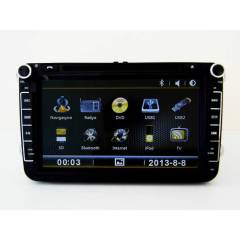 "VOLKSWAGEN GOLF NAV�GASYON 8"" DVD BLUETOOTH"
