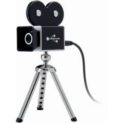 Marksman 12305500 Movie Camera Webcam Siyah