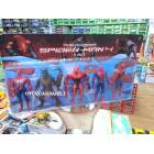 SPIDERMAN BE�L� F�G�RLER �R�MCEK ADAM SET�