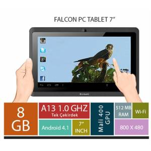 Kawai Falcon 7inc 8GB Tablet PC  Daha ucuzu yok