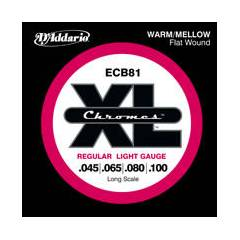 D'addario ECB81 - Regular Light Tak�m Tel