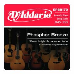 D'addario EPBB170 - Regular Light Tak�m Tel