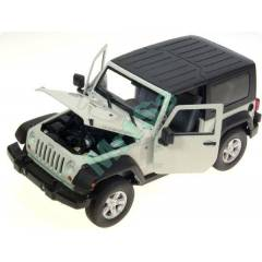 WELLY 1:24 MUHTE�EM JEEP WRANGLER RUBICON 2007