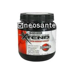 SciVation - Xtend 375 gr + HED�YEL�