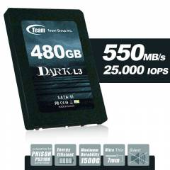 "TEAM Dark L3 2.5"" 480GB SATAIII Hard Disk SSD"