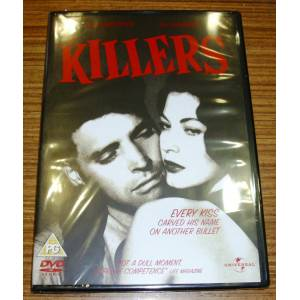 THE KILLERS * BURT LANCASTER * AVA GARDNER